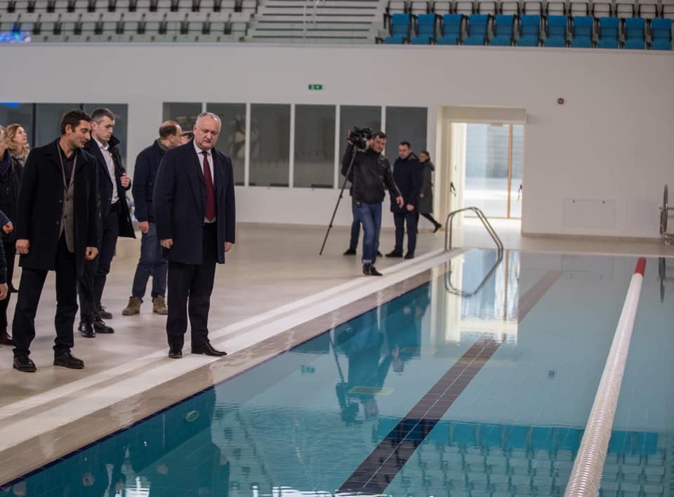 Chișinău Arena откроется 1мая. Как выглядит спорткомплекс (ФОТО)