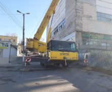 В Кишиневе на улице Подул Ыналт возобновят движение. Участок улицы закрыли четыре года назад