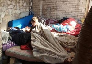 ВКишиневе на заброшенномРеспубликанском стадионе поселились беспризорники (ВИДЕО)