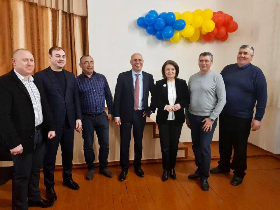 ВМолдове часть бывших демократов вернулась вДемпартию (ОБНОВЛЕНО)
