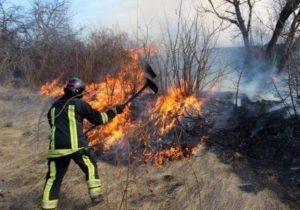 Cod galben de pericol excepțional de incendiu. În ce perioadă este valabilă avertizarea
