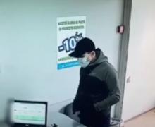 Ограбил офис кредитной компании вКишиневе. Полиция задержала подозреваемого