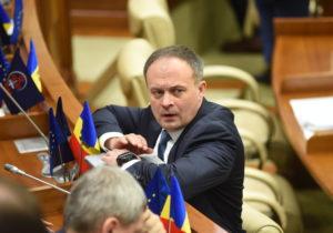 Канду: Pro Moldova готова проголосовать закандидатуру Андрея Нэстасе напосту премьер-министра