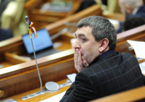 Карп объяснил, почему поддержал кандидатуру Плахотнюка впремьер-министры в2015 году
