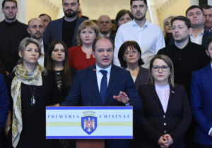 Ион Чебан сделал все, что мог. Как он отчитался за 100 дней на посту мэра Кишинева