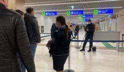 В Кишиневский аэропорт из Италии прибыло более 700 человек. Погранполиция…
