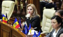 Glavan în parlament