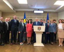 ВМолдове три парламентские фракции договорились овстрече. Что они будут обсуждать