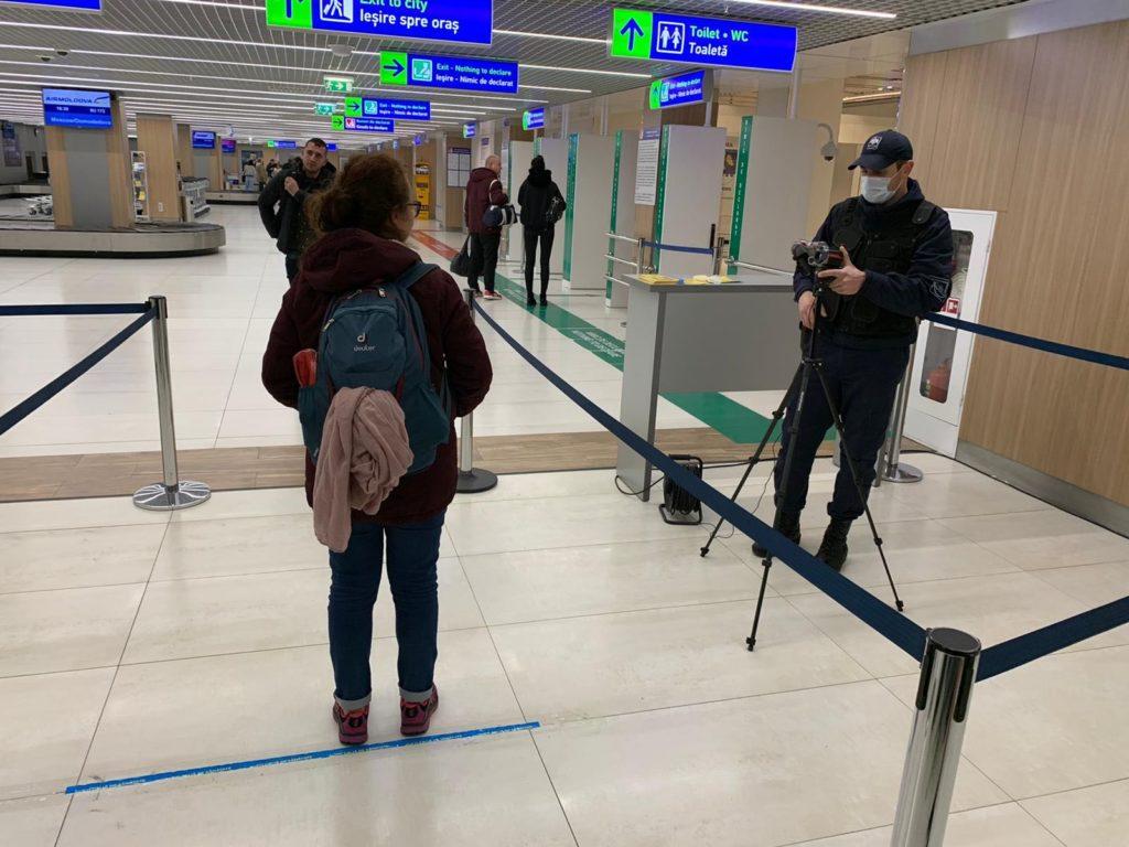 Как проходит проверка накоронавирус вКишиневском аэропорту (ФОТО, ВИДЕО)