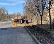 В Кишиневе у детсада № 179 на Чеканах обновят тротуар. Мэрия отреагировала на жалобу родителей