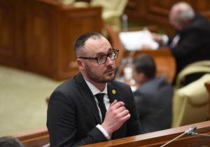 Ședința Parlamentului. Moțiunea simplă asupra politicilor Ministerului Justiției, pe ordinea de zi (LIVE)