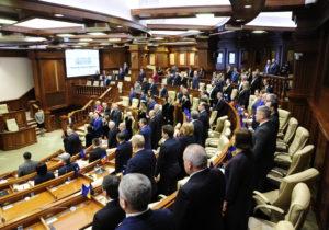 PSRM propune reducerea numărului de deputați de la 101 la 61
