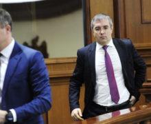 Sergiu Sîrbu a anunțat că părăsește grupul parlamentar Pro Moldova și devine deputat neafiliat  (DOC)