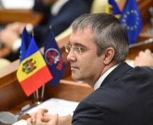 Сергея Сырбу снова непустили назаседание Высшего совета безопасности
