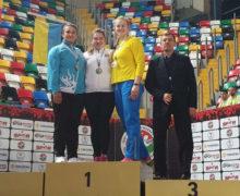Молдавская спортсменка Димитриана Сурду завоевала золото начемпионате балканских стран полегкой атлетике