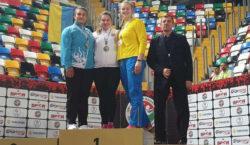 Молдавская спортсменка Димитриана Сурду завоевала золото начемпионате балканских стран полегкой…