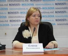 Elena Beleacova a preluat, din nou, funcția de director general al Agenției Relații Interetnice