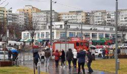 ВБухаресте эвакуировали торговый центр из-за сообщения обомбе
