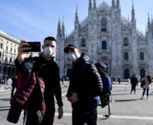 ВИталии набор из трех медицинских масок продают за €70. Прокуратура открыла уголовное дело