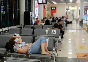 Гражданин Молдовы пятые сутки «живет» в транзитной зоне аэропорта «Шереметьево». Пустят ли его к семье?