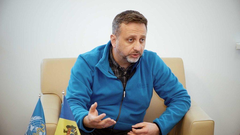 «При местной передаче коронавируса ситуация будет намного жестче». Интервью NMсглавой ВОЗ вМолдове