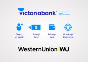 Western Union lansează în parteneriat cu Victoriabank prima platformă online de transferuri internaționale
