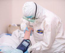 В Молдове 62 человека с коронавирусом находятся в тяжелом состоянии