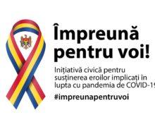 ВМолдове собирают средства впомощь врачам, которые лечат больных коронавирусом