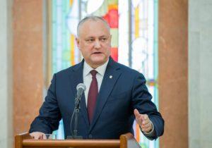 В Молдове власти продлят поддержку бизнеса до конца 2021 года. О каких мерах рассказал Додон