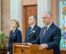 Как вМолдове вовремя эпидемии власть делили. Политические итоги недели
