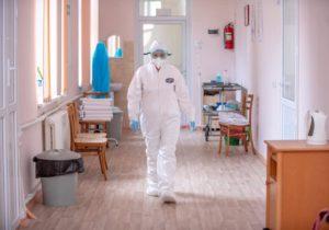 ВМолдове еще пять человек умерли откоронавируса. Число жертв COVID-19 увеличилось до288
