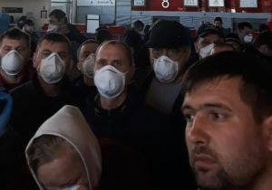220 молдаван оказались заблокированы ваэропорту Парижа. Что случилось? (ВИДЕО)