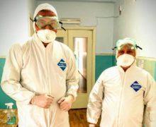ВБельцкую больницу доставили зараженных коронавирусом. Как там все устроено (ВИДЕО)