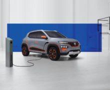Dacia представила концепт первого электромобиля Spring Electric (ВИДЕО)