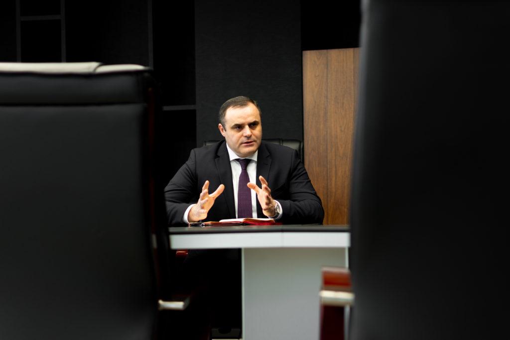 """""""Noi vom reuși să ne înțelegem cu """"Gazprom""""-ul"""". Interviu NM cu Vadim Ceban, președintele """"Moldovagaz"""""""