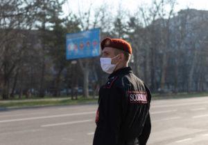 ВКишиневе адвокаты опротестовали решение оношении масок вовсех общественных местах