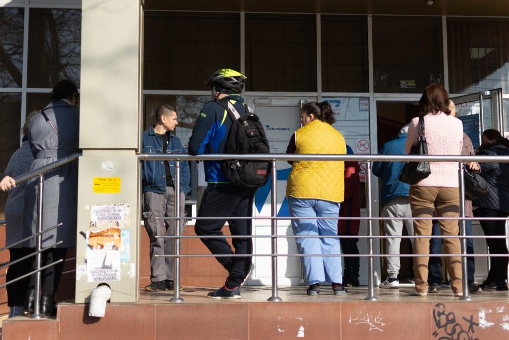 Кишинев на карантине. Что происходит в городе, пока вы сидите дома. Фоторепортаж NM