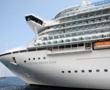ВСША круизный лайнер поместили накарантин из-за коронавируса. ВКалифорнии объявлено ЧП
