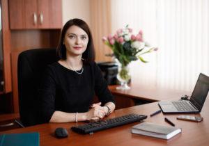 Алена Левкэ — новый председатель правления FinComBank