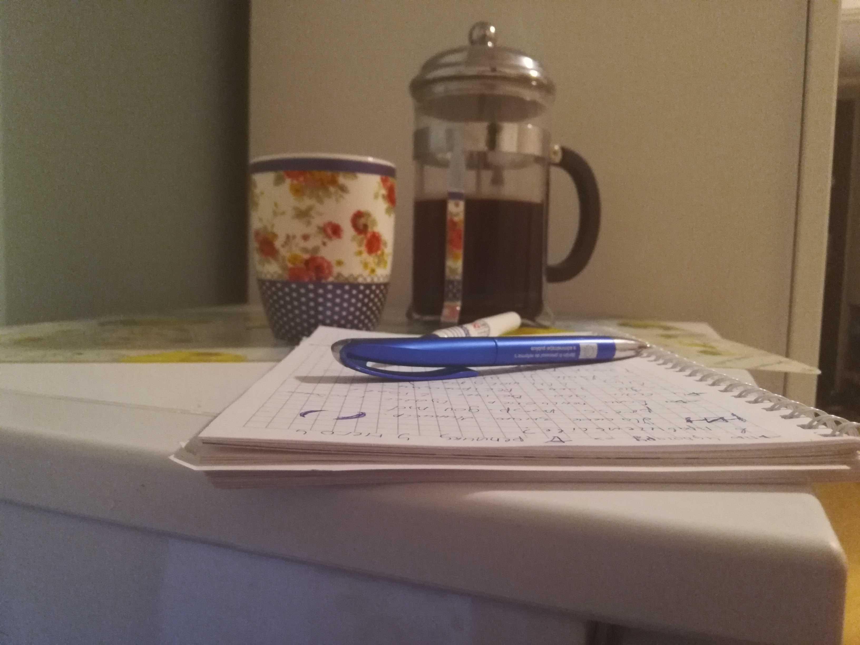 Кружка кофе с корицей, две прогулки и «все будет хорошо». Как редакция NewsMaker работает в изоляции. Пятница Надежды Копту