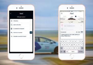 itaxi lansează serviciul de curierat, pentru a proteja utilizatorii și a-i încuraja să stea acasă