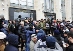 Ecoul războiului. Ce s-a întâmplat la 2 martie în centrul Chișinăului. Sinteză