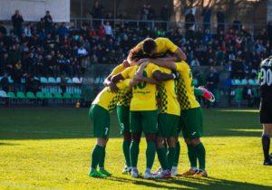 Кишиневский футбольный клуб «Зимбру» возобновил работу