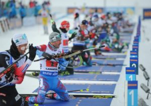 Всборную Молдовы побиатлону перешли три российских спортсмена