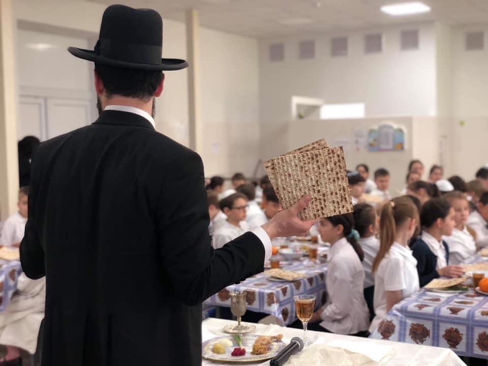 «Нужна была встряска, чтобы мы задумались о главном». Раввин об эпидемии, и о том, как еврейская община Молдовы отметит в этом году Песах