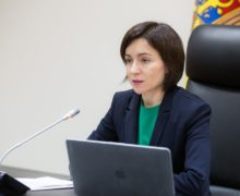 """Maia Sandu îi dă replica lui Ion Chicu: """"Demonstrații de bădărănism pe facebook din partea unui om frustrat"""""""