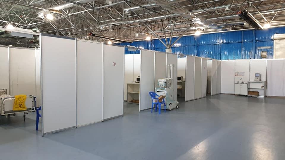 ВКишиневе 10апреля Центр COVID-19 начнет принимать пациентов