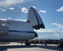 США купили уРоссии доставленное военным самолетом медицинское оборудование