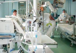 ВМолдове умерли уже 309пациентов с коронавирусом.21пациент— вкритическом состоянии