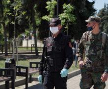 В Молдове выявили 833 новых случая заражения коронавирусом